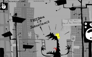 Freedom-is-Surveillance-dino