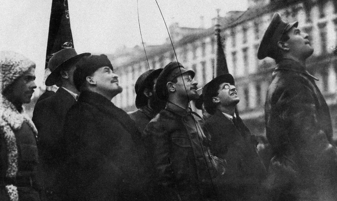 bolsheviks and early black power activists