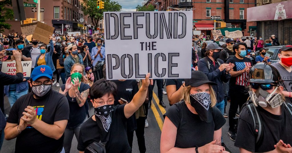 defund-the-police-brutality