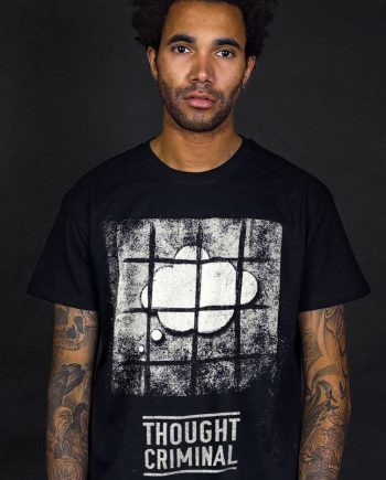 thought criminal t-shirt tee orwell