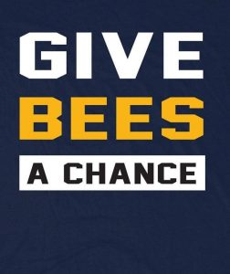 1087-C-save-give-bees-a-chance-slogan-t-shirt-buy-online