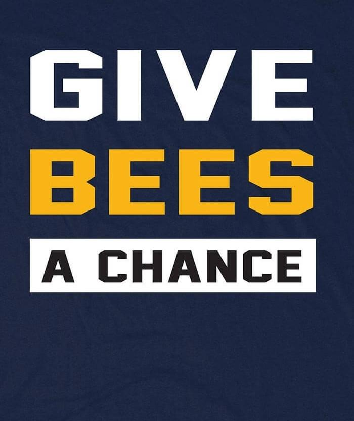 save the bees tshirt