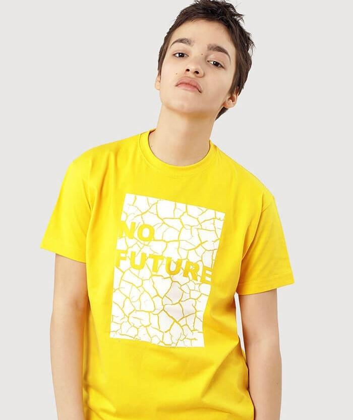 No Future T-shirt cool graphic