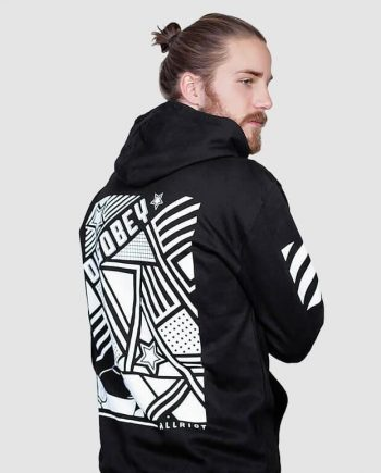 SHOP disobey hoodie cool gaphhic clotihng