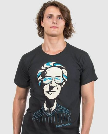 shop Noam Chomsky Graphic t-shirt