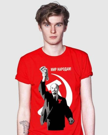 SHOP pravda cccp t-shirt socialist print