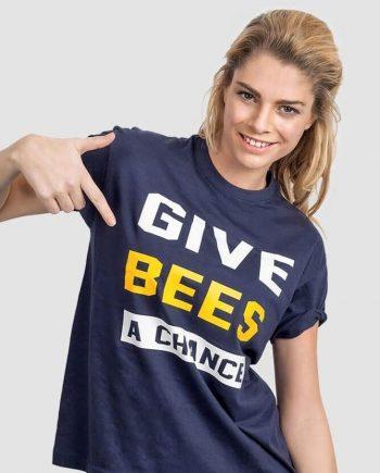 shop save the bees shirt funny slogan