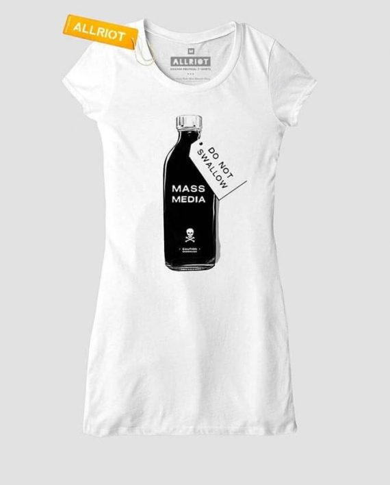 WHITE-SUMMER-T-SHIRT-DRESS-media-FUNNY-PRINT