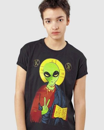 cool urban graphic t-shirt ant religion