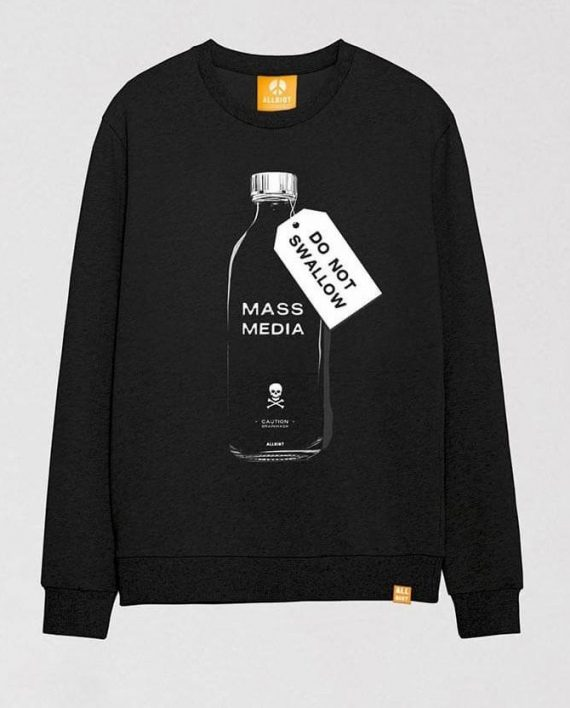 buy-black-sweatshirt-withpgraphic-print-funny-top-for-women-men