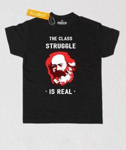class-struggle-left-wing-karl-marx-t-shirt