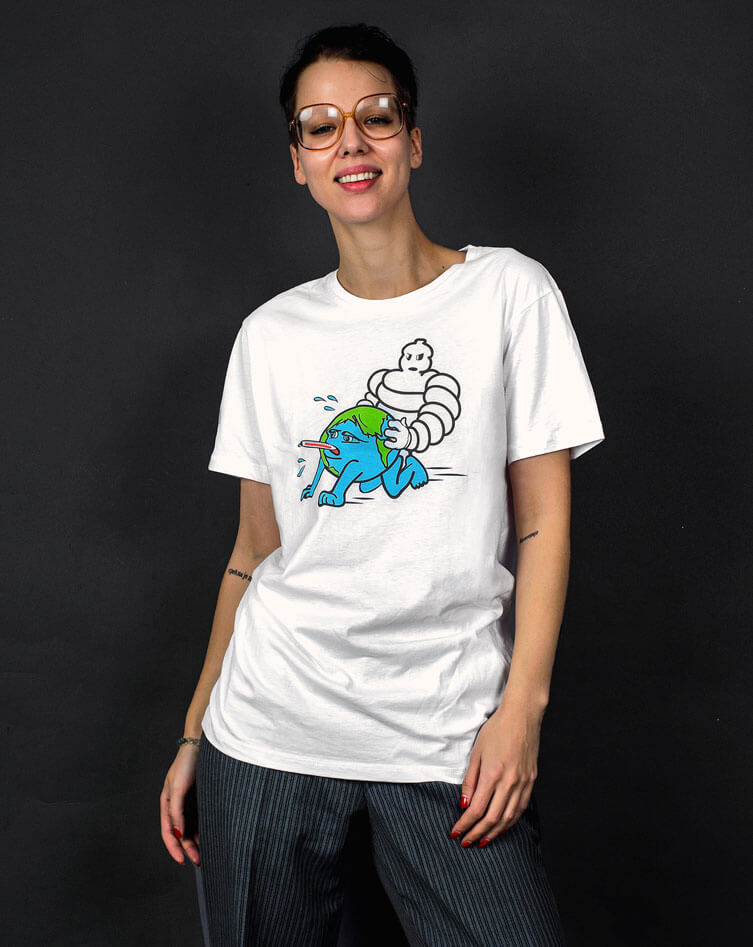 climate change t-shirt extinction rebellion xr logo