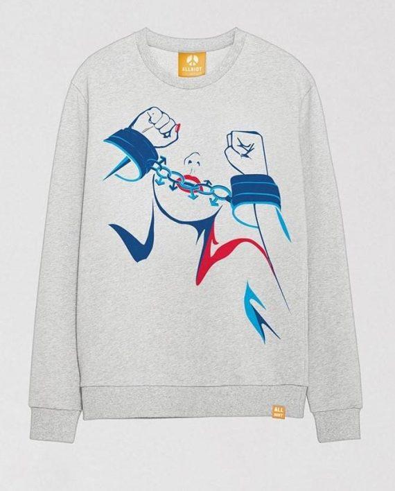 feminist-clothing-sweatshirt-cool-grey-white-sweater-long-sleeve-top
