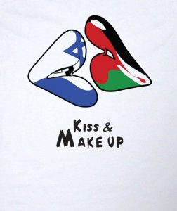 fre-gaza-conflict-t-shirt-israel-palestine-kiss-and-make-up