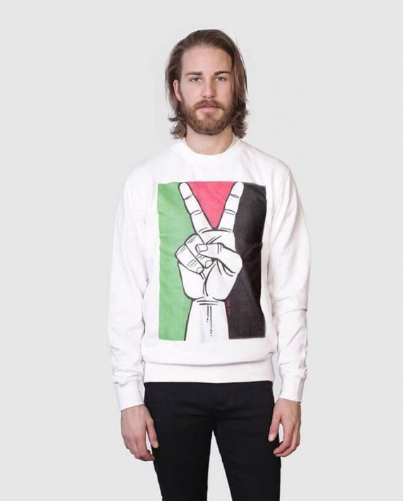 free-gaza-sweater-peace-for-palestine-sweatshirt-top-uk