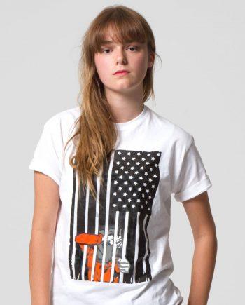 guantanamo activist political t-shirt