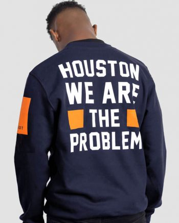 cool slogan sweatshirt for men