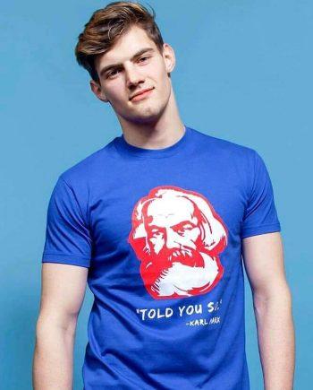 marxist karl marx t-shirt funny