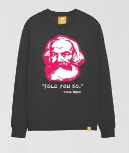 karl-marx-t-shirt-grey-marl-sweater-pullover-uk