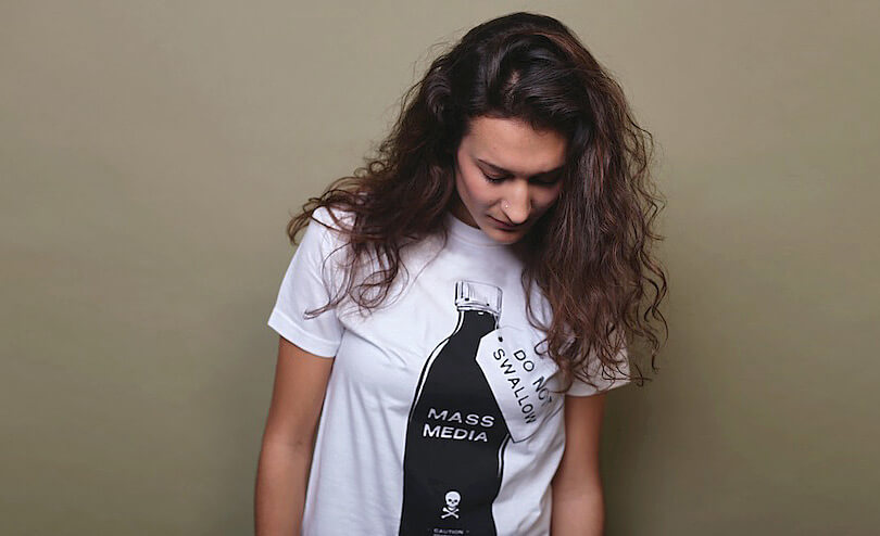 political propaganda t-shirt funny
