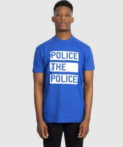 police-brutality-black-lives-matter-political-statement-t-shirt