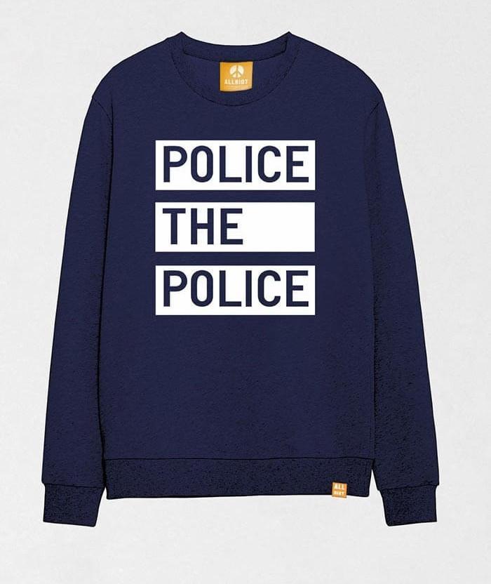 police-sweater-political-statement-sweatshirt-uk