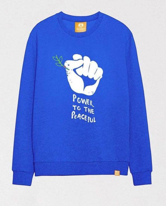power-peaceful-blue-sweatshirt