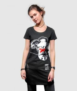 printed-t-shirt-dress-for-women-uk-don_t-think-obey-funny-political-t-shirt
