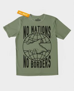 refugees-are-welcome-t-shirt-khaki