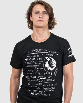 revolution of consiousness t-shirt