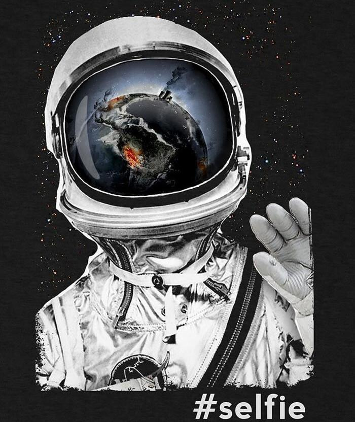 selfie-t-shirt-save-the-world-cool-graphic-tees