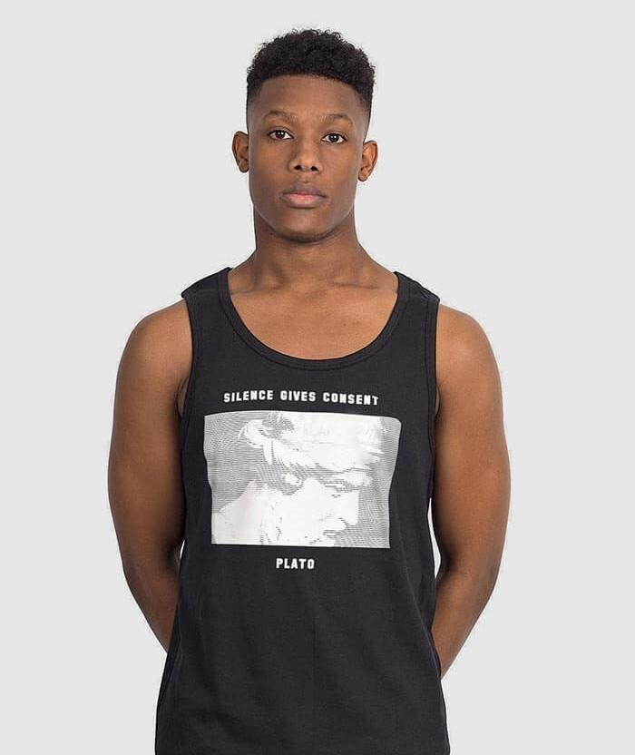 summer-top-for-men-black-tank-top-with-cool-slogan