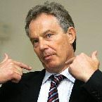 tony blair picture funny