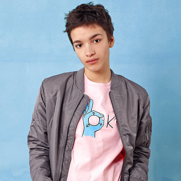 trans gender lgbt t-shirt