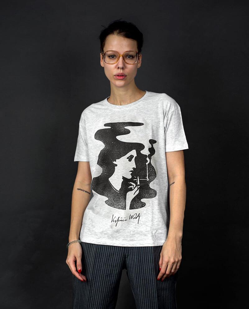 Virginia Woolf feminist t-shirt