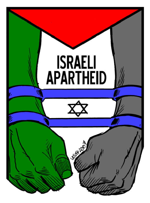 israeli apartheid by latuff peace for palestine