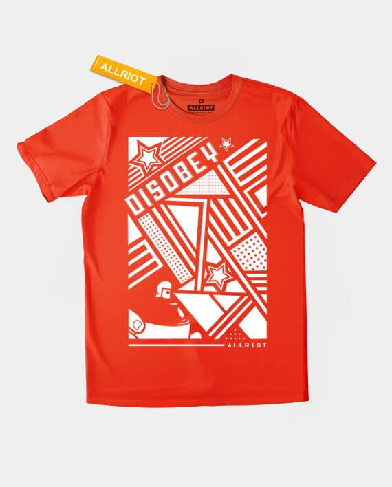 disobey t-shirt anarchist clothing uk