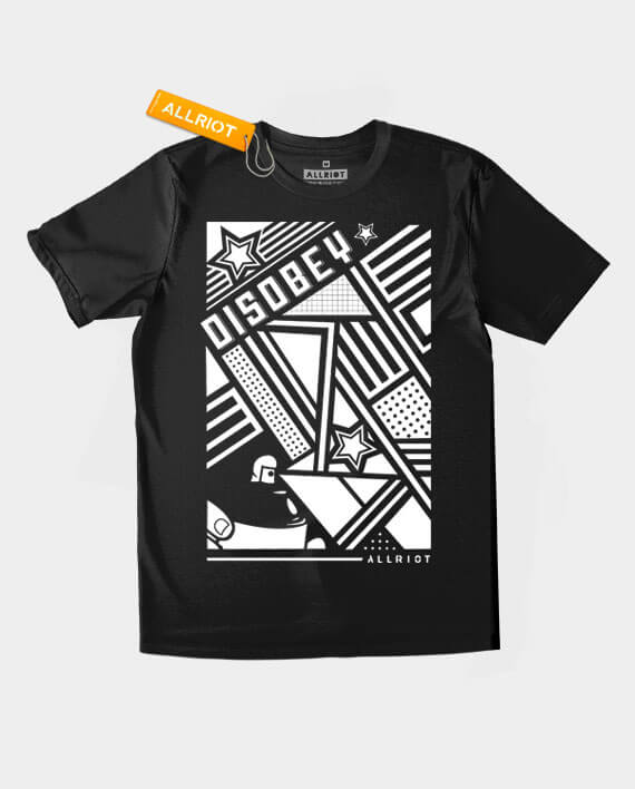 disobey t-shirt clothing