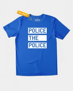 police-t-shirt