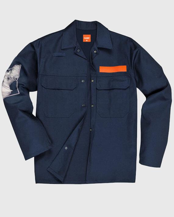 workwear jacket navy uk streetwear