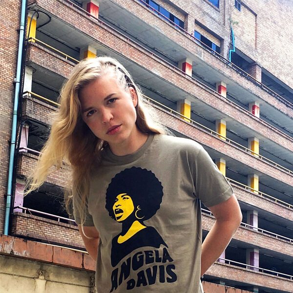 Angela-Davis-T-shirt-political-streetwear