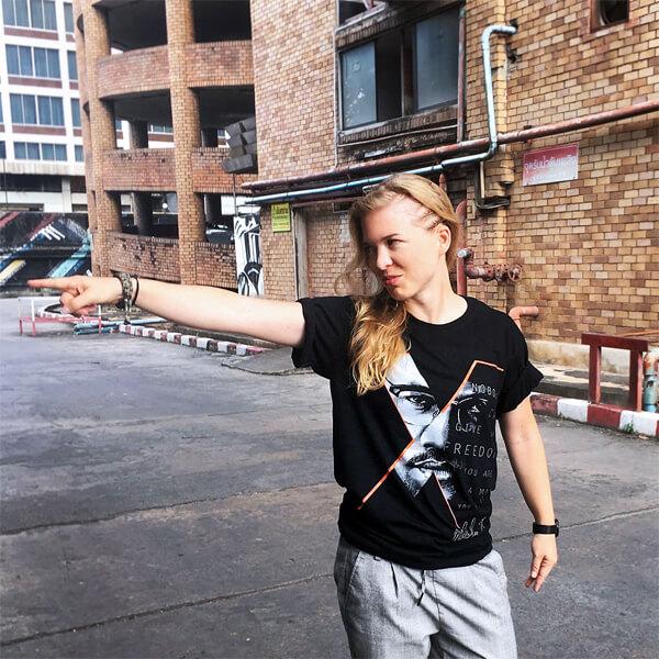 Malcolm-X-T-shirt-political-streetwear