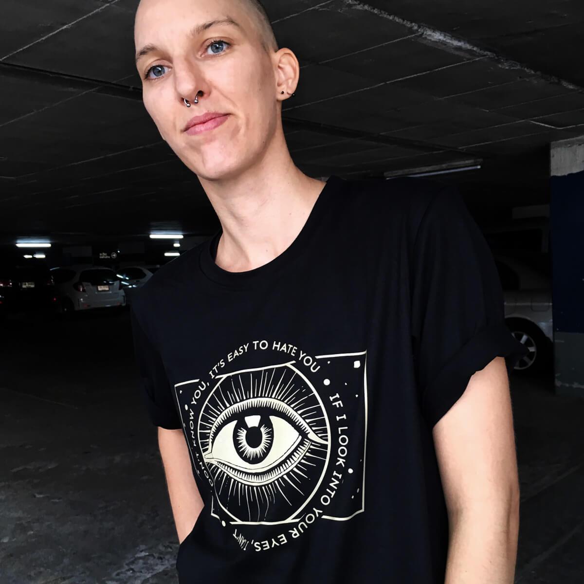 tara brach israel palestine t-shirt