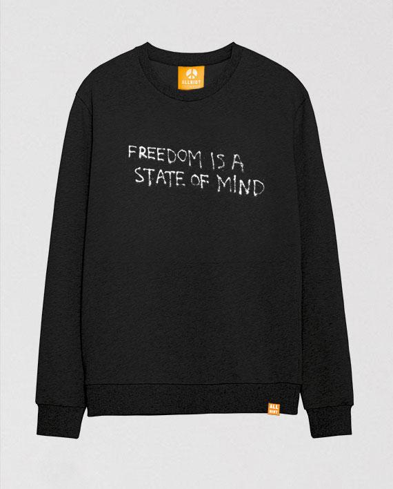 freedom-is-a-state-of-mind-sweatshirt-black-lon-sleeve-top