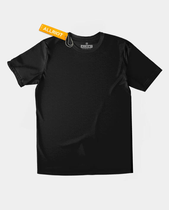 in the beginning man created god tshirt