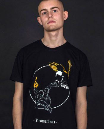Prometheus Mythology Philosophy T-shirt