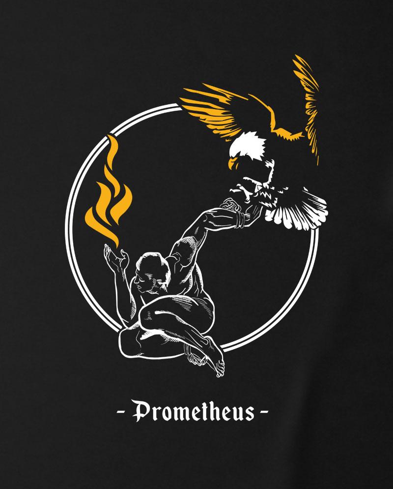 prometheus t-shirt philosophy