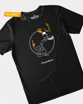 prometheus the ultimate rebel t-shirt