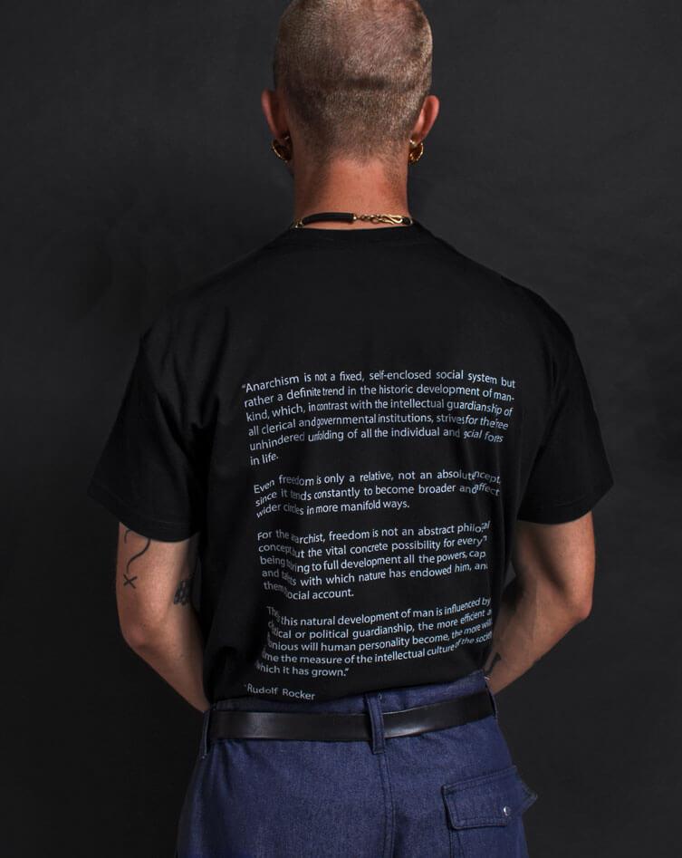 roudolph rocker anarchy t-shirt