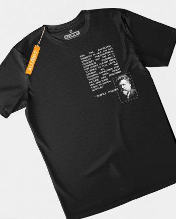rupert rocker t-shirt anarchy quote
